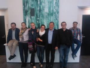 Turun SDP:n delegaatio 9 suuren tapaamisessa 2014