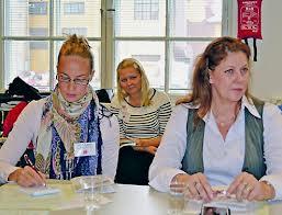 Kunnallisvaaleissa 2012, tiedotustilaisuus Fendarissa.